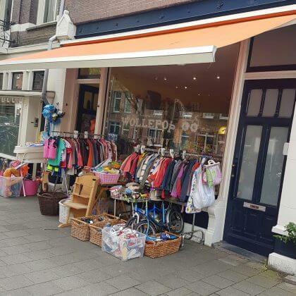 Amsterdam met kids - Wollepop