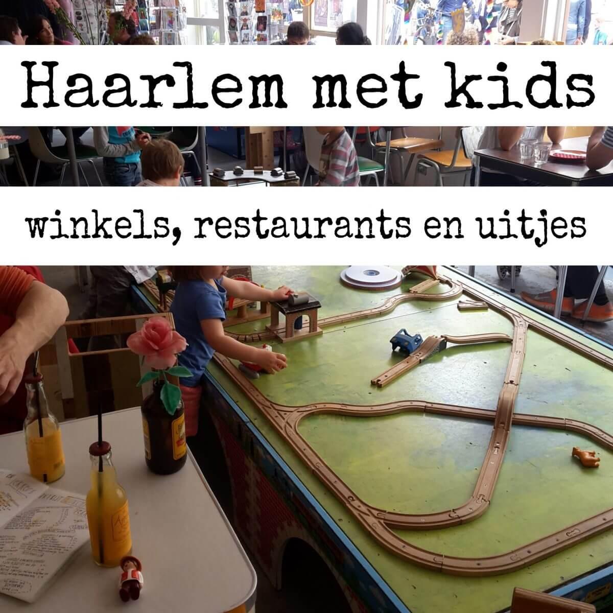 Zwangerschapskleding Haarlem.Haarlem Met Kids Winkels Restaurants En Uitjes Leuk Met Kids