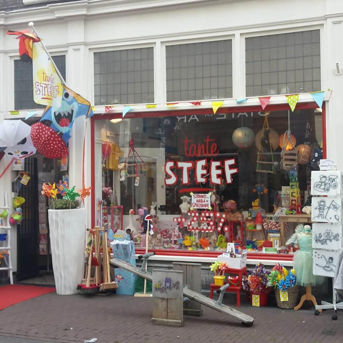 Haarlem met kids: winkels, restaurants en uitjes