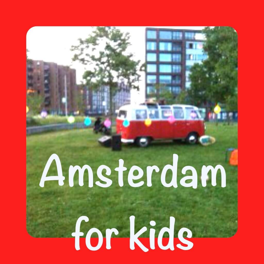 Amsterdam for kids