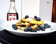Recept: fruitige pannenkoeken voor het weekend