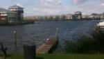Vakantiehuis met vrienden aan het Friese water