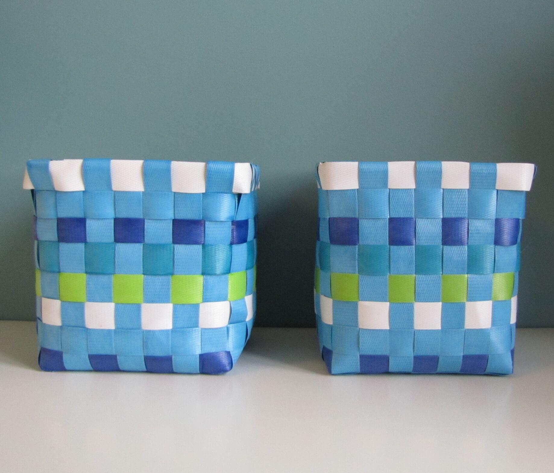 Babykamer blauw: ...  met bruin kinderbehang patroon behang auto ...