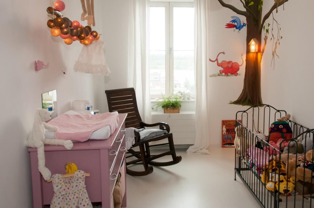 Slaapkamer Delen Met Baby : ... als thema voor een stijlvolle ...