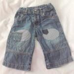 Kinderkleding zelf maken: elleboogstukken of kniestukken op kleding zetten