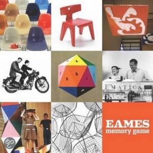 Leuk voor ouders en kids: design memory spel van Eames