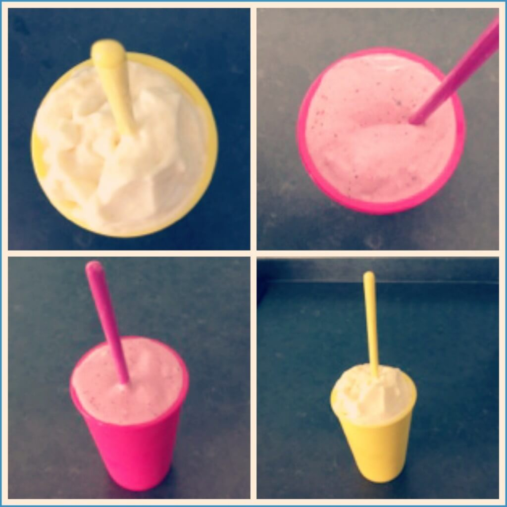 slush puppy of schepijs: een gezond recept