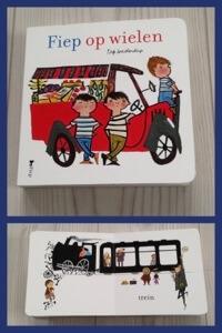 5 super leuke kartonnen boeken