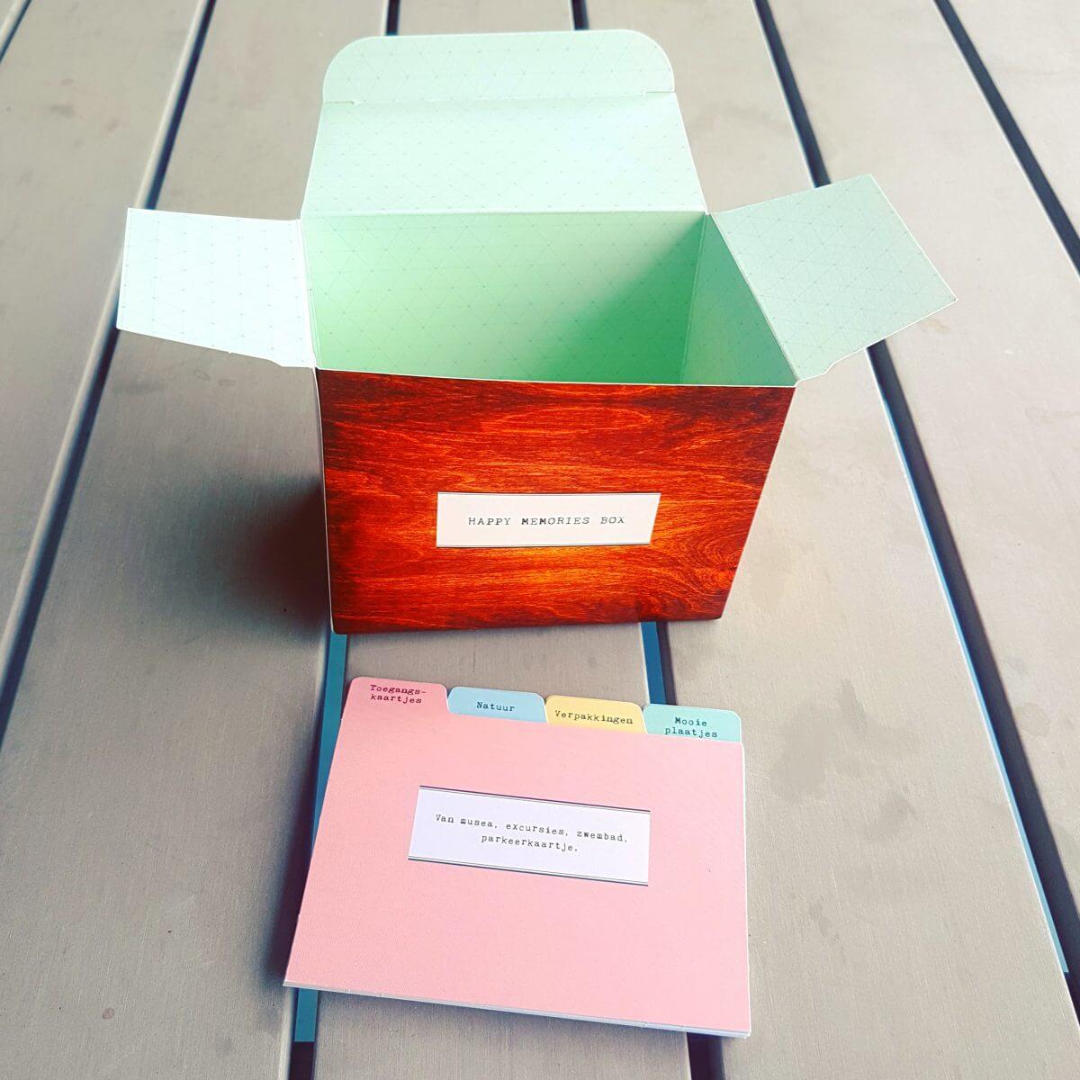 Zomervakantie tip: de Flow Vakantiebox met vakantieboek