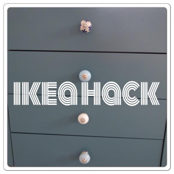 Ikea hack: een beetje van jezelf en een beetje van Ikea