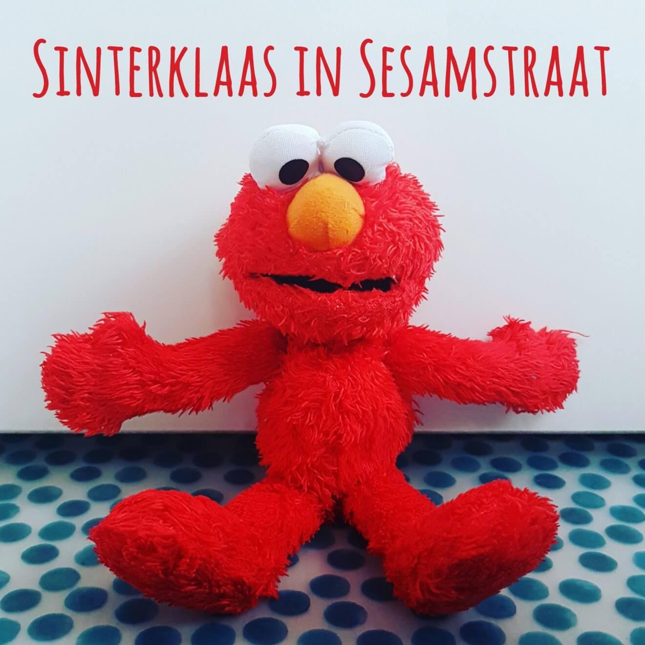 Sinterklaas in Sesamstraat door de jaren heen