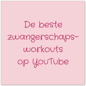 De beste workouts voor zwangeren op YouTube: zwangerschaps yoga, fitness en aerobics