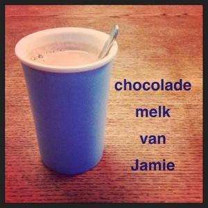 Warme chocolademelk van Jamie Oliver