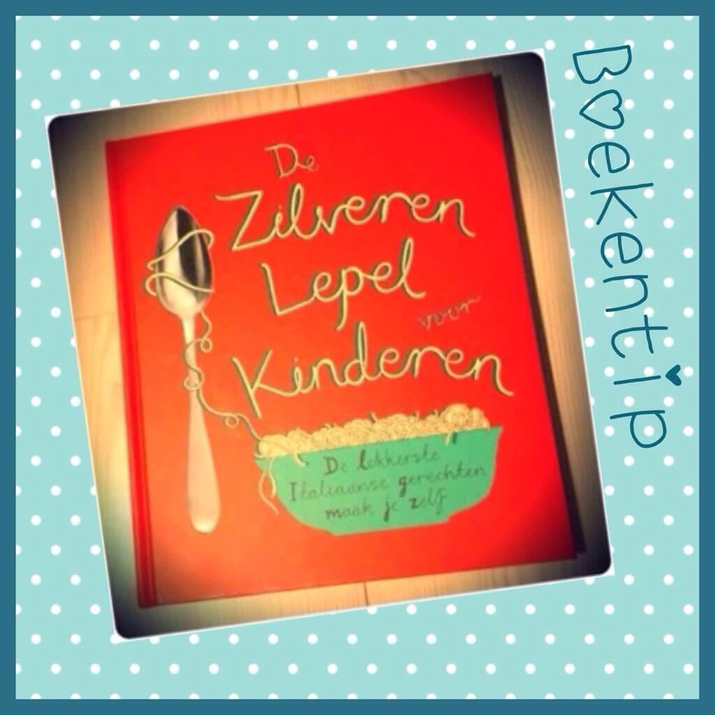 Kookboek De Zilveren Lepel voor kinderen