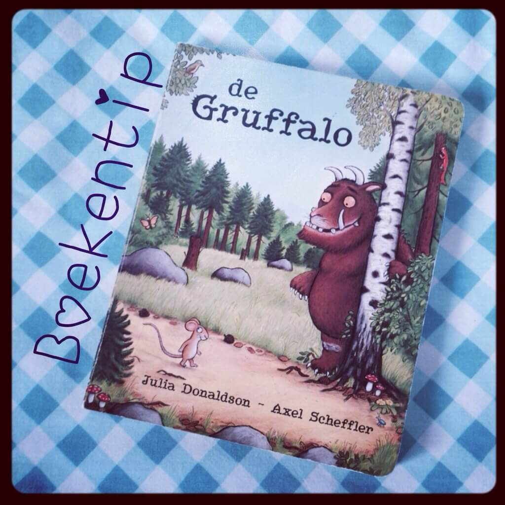 Boekentip: prentenboek de Gruffalo