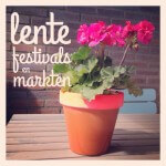 lente festivals en markten