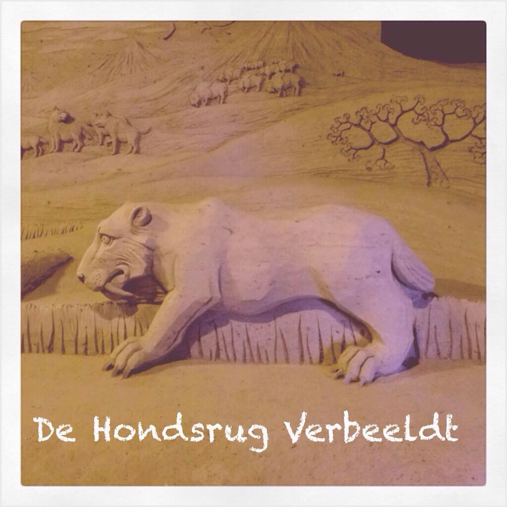De Hondsrug Verbeeldt: indrukwekkende zandsculpturen én een leuke speelhal