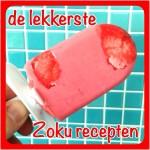 De lekkerste recepten voor zelfgemaakte Zoku ijsjes