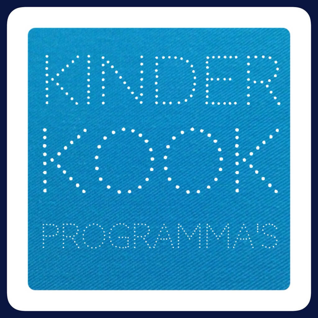 Kinderkookprogramma's bij 24kitchen