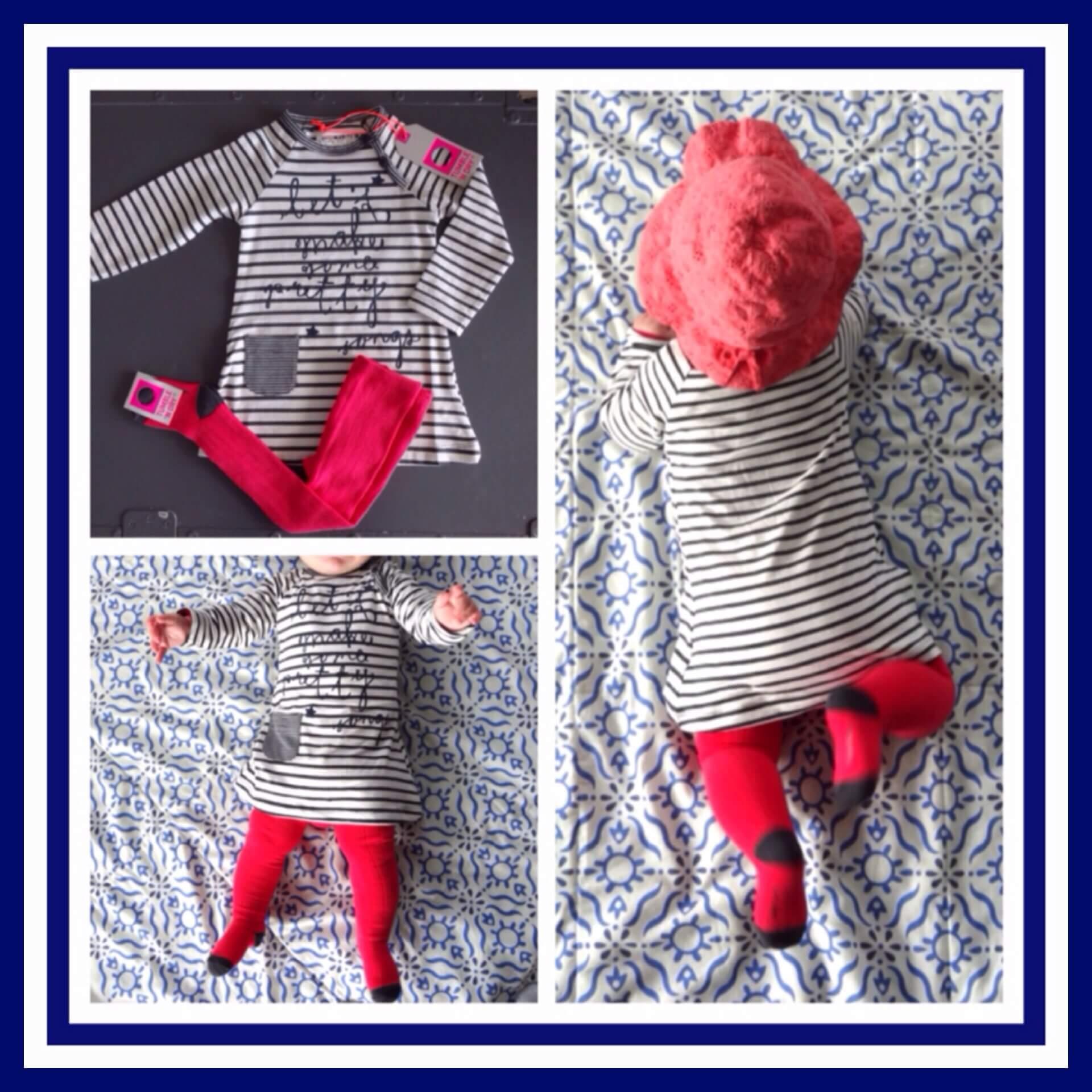 Bretonse strepen voor de herfst: de mooiste babykleding en kinderkleding