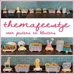 DIY themafeest: leuke ideeën voor de verjaardag van een peuter of kleuter