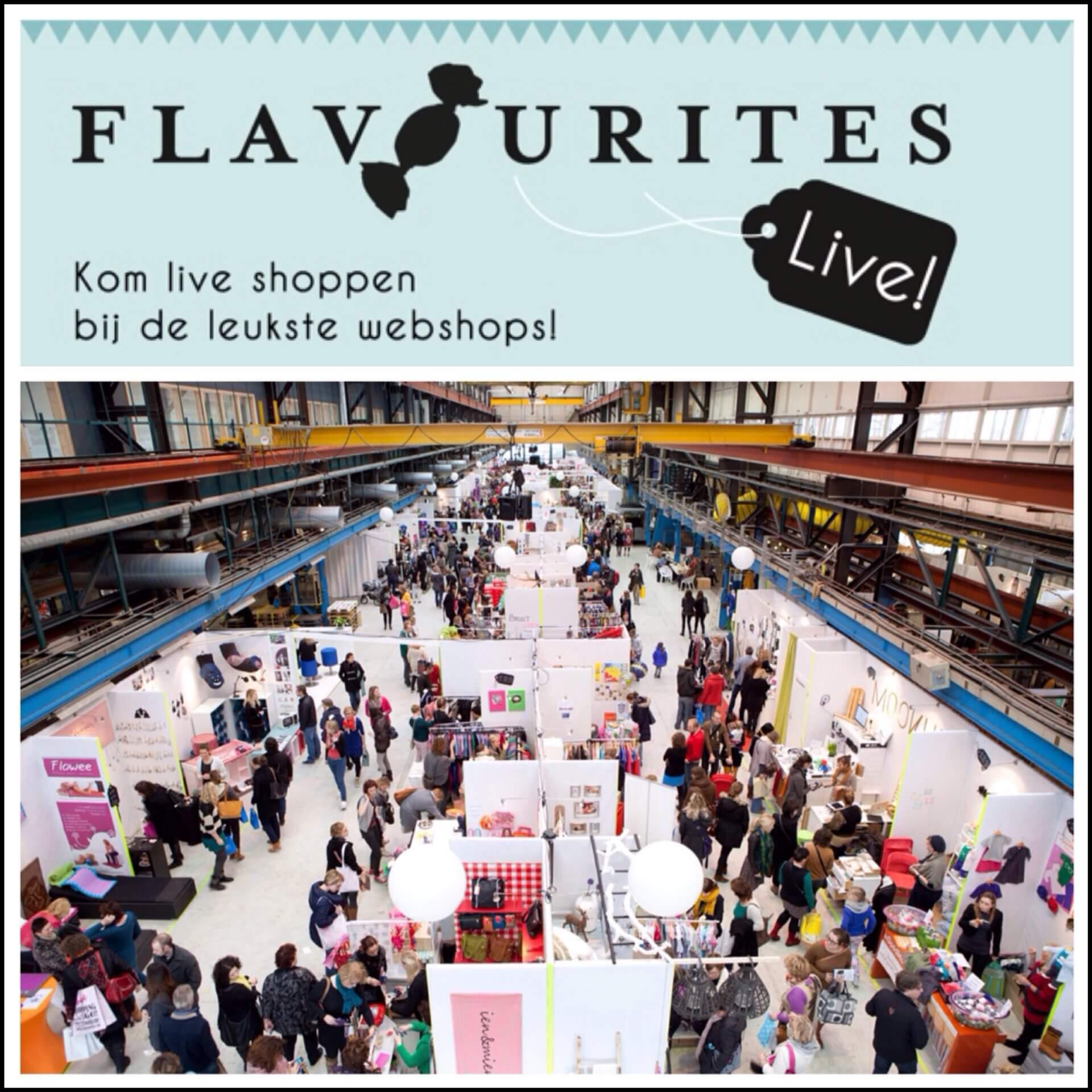 De leukste dingen voor kids op webshopevent Flavourites Live