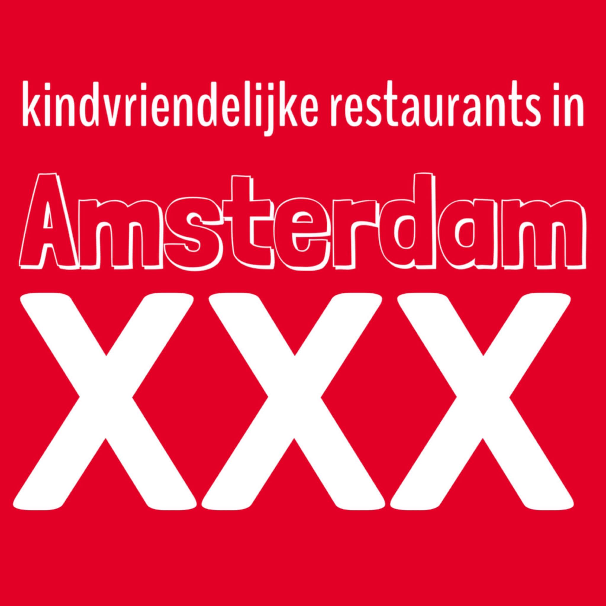 kindvriendelijke restaurants in Amsterdam