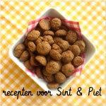 recepten voor Sint & Piet