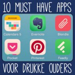 10 must have apps voor drukke ouders