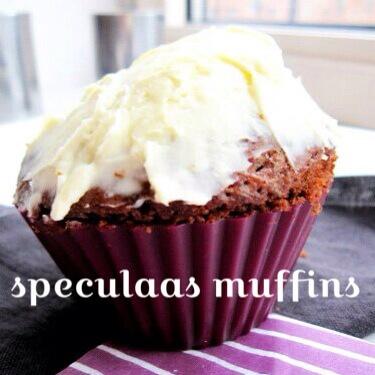 Speculaas muffins maken: een Sinterklaas recept op basis van worteltaart