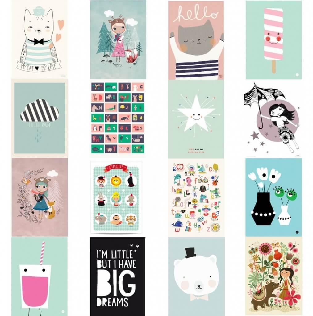 posters psikhouvanjou Verjaardagscadeau voor kids: leuke cadeau tips voor kleuters en peuters