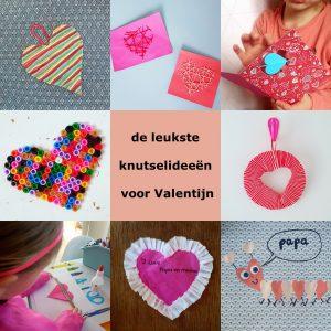 Knutselen voor Valentijnsdag: de leukste ideeën