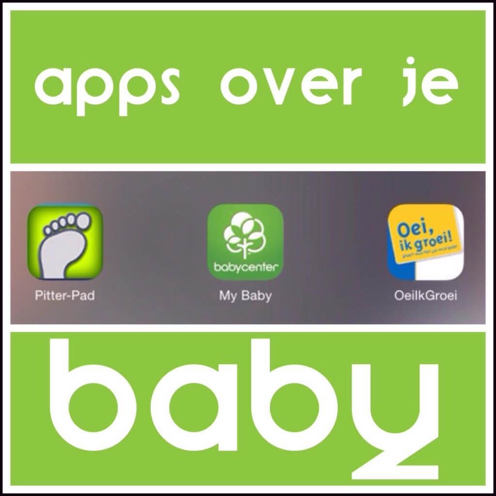 Handige apps over de ontwikkeling van je baby voor iPhone en Android