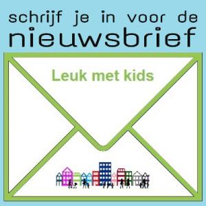 nieuwsbrief Leuk met kids