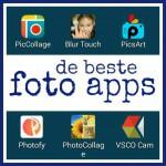 De beste foto apps voor Android, iPhone en iPad