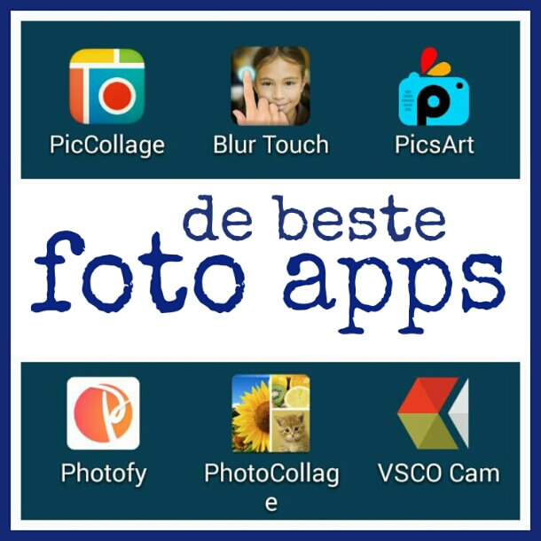 de beste foto apps voor android iphone en ipad leuk met kids. Black Bedroom Furniture Sets. Home Design Ideas