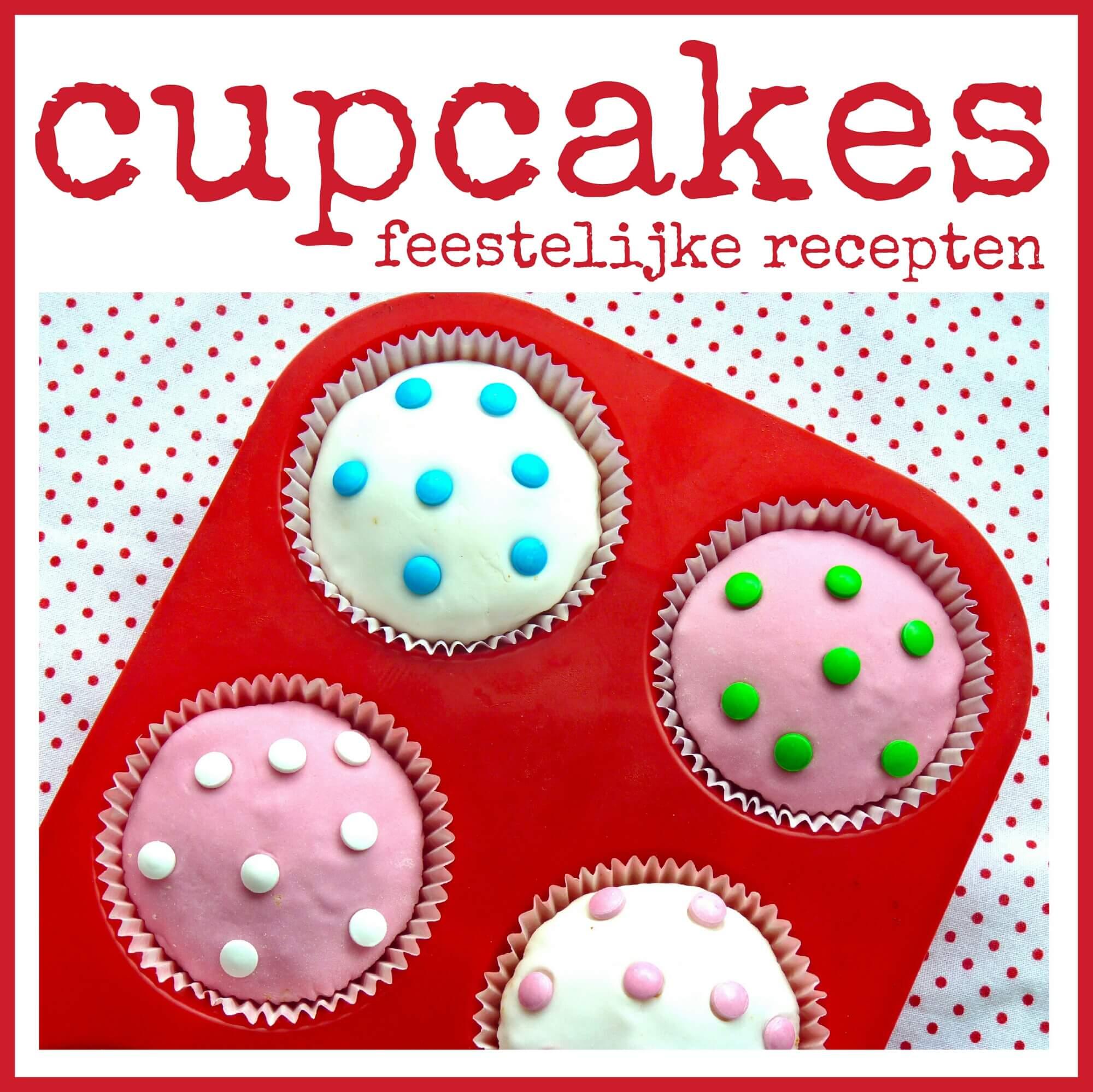 Feestelijkecupcakes: lekkere recepten om met de kids te maken