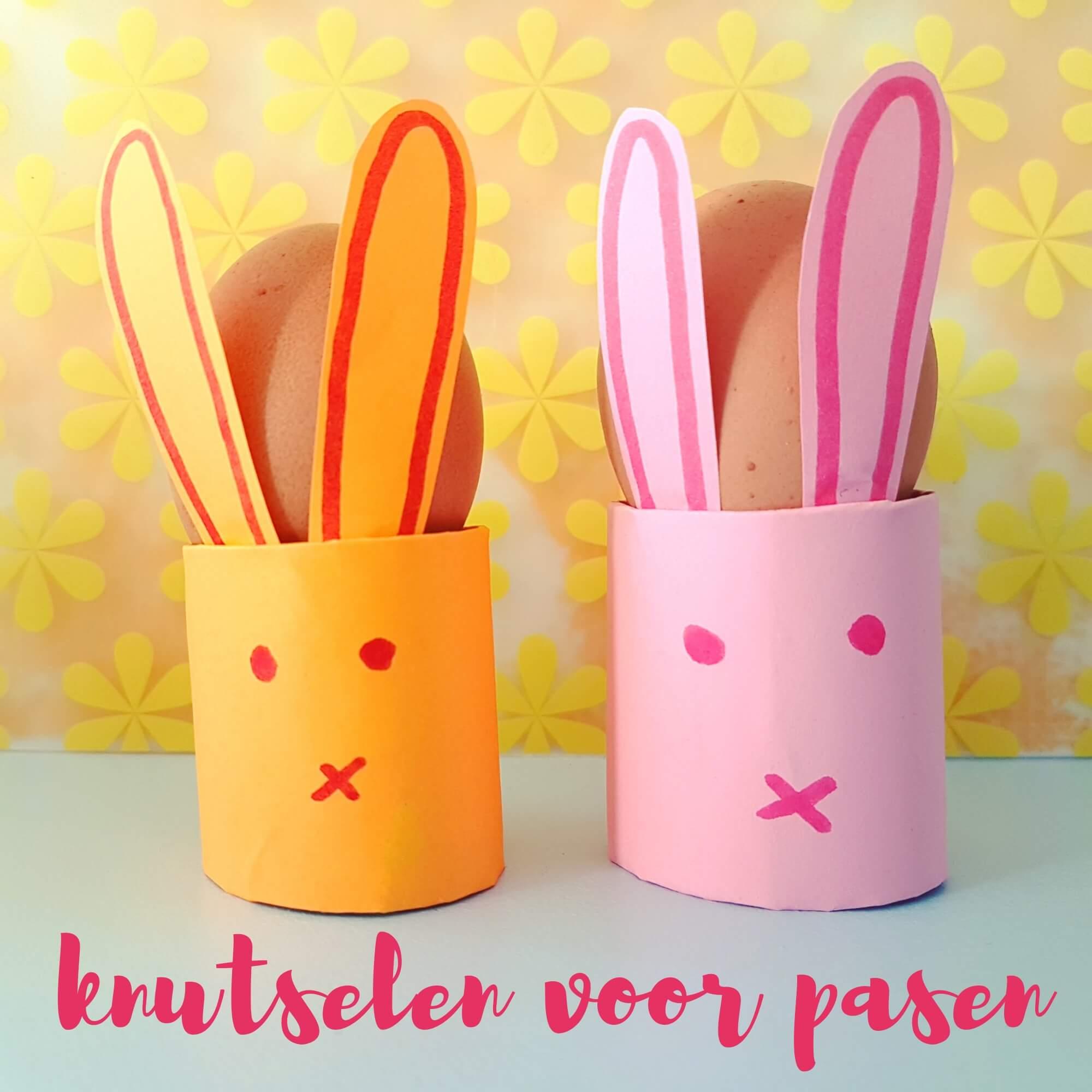 Geliefde Knutselen voor Pasen: de leukste ideeën – Leuk met kids &YL81