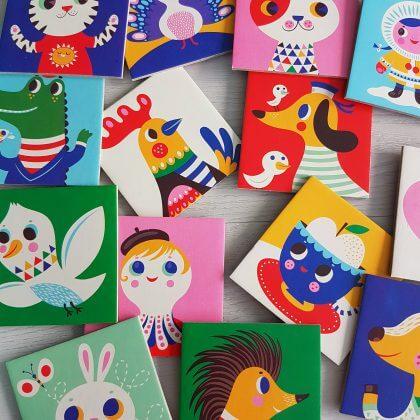 memory petit monkey - Verjaardagscadeau voor kids van 2 jaar of 3 jaar: leuke cadeau tips voor peuters
