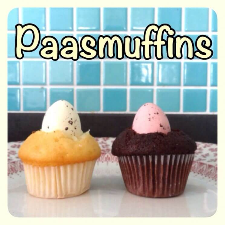 Paastraktatie: snelle muffins voor Pasen maken