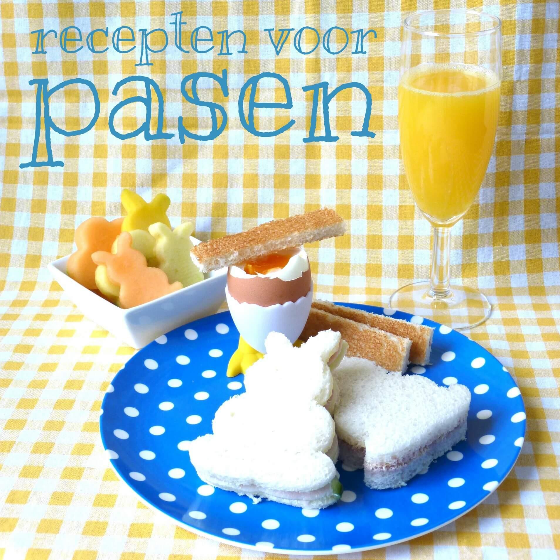 Vrolijk Pasen: lekkere recepten voor de paasdagen