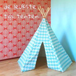 Voor jou gespot: de allerleukste tipi tenten voor kinderen