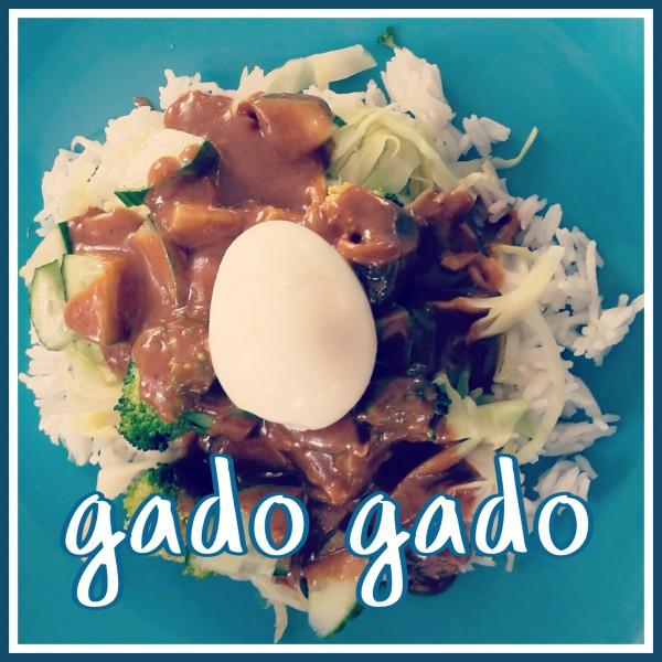 Het allerbeste recept voor Gado Gado met echte Indische pindasaus
