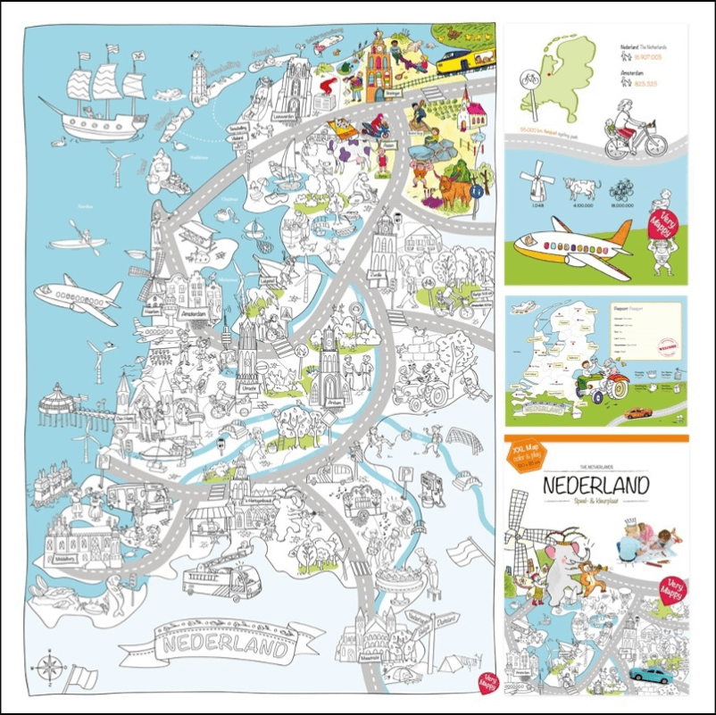 very mappy NL