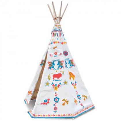 Voor jou gespot: de allerleukste tipi tenten voor kinderen - vilac