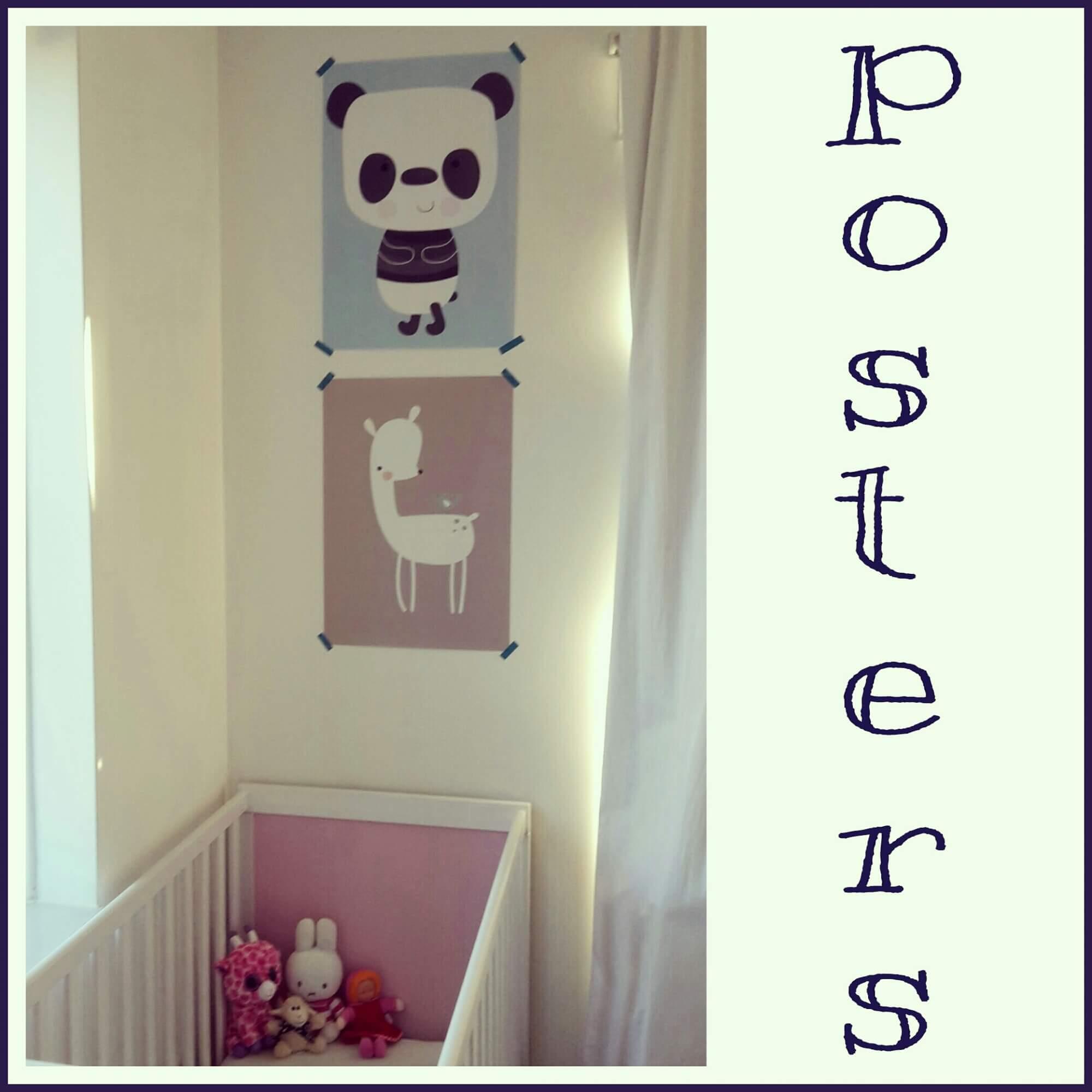 Posters, posters en nog eens posters