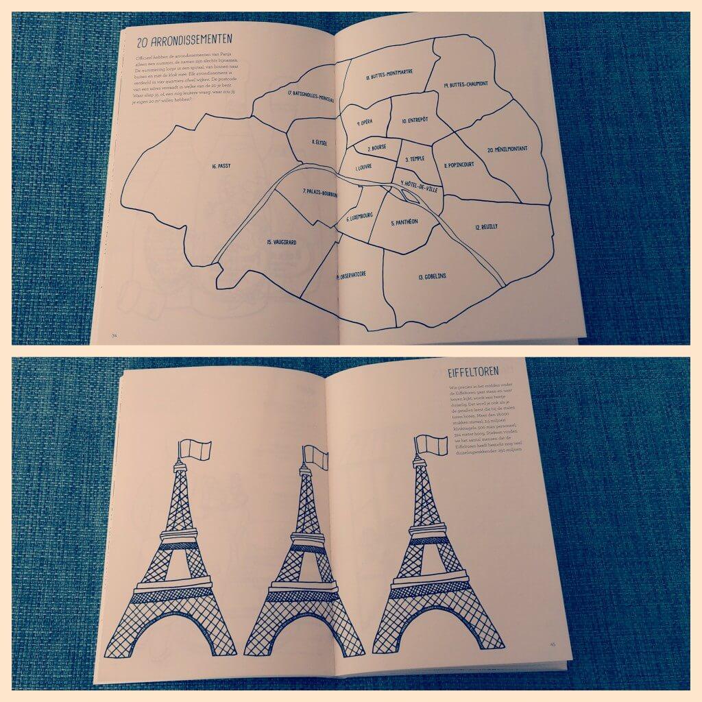 Reisgids, reisverslag en tekenboek in één van Londen, Berlijn en Parijs