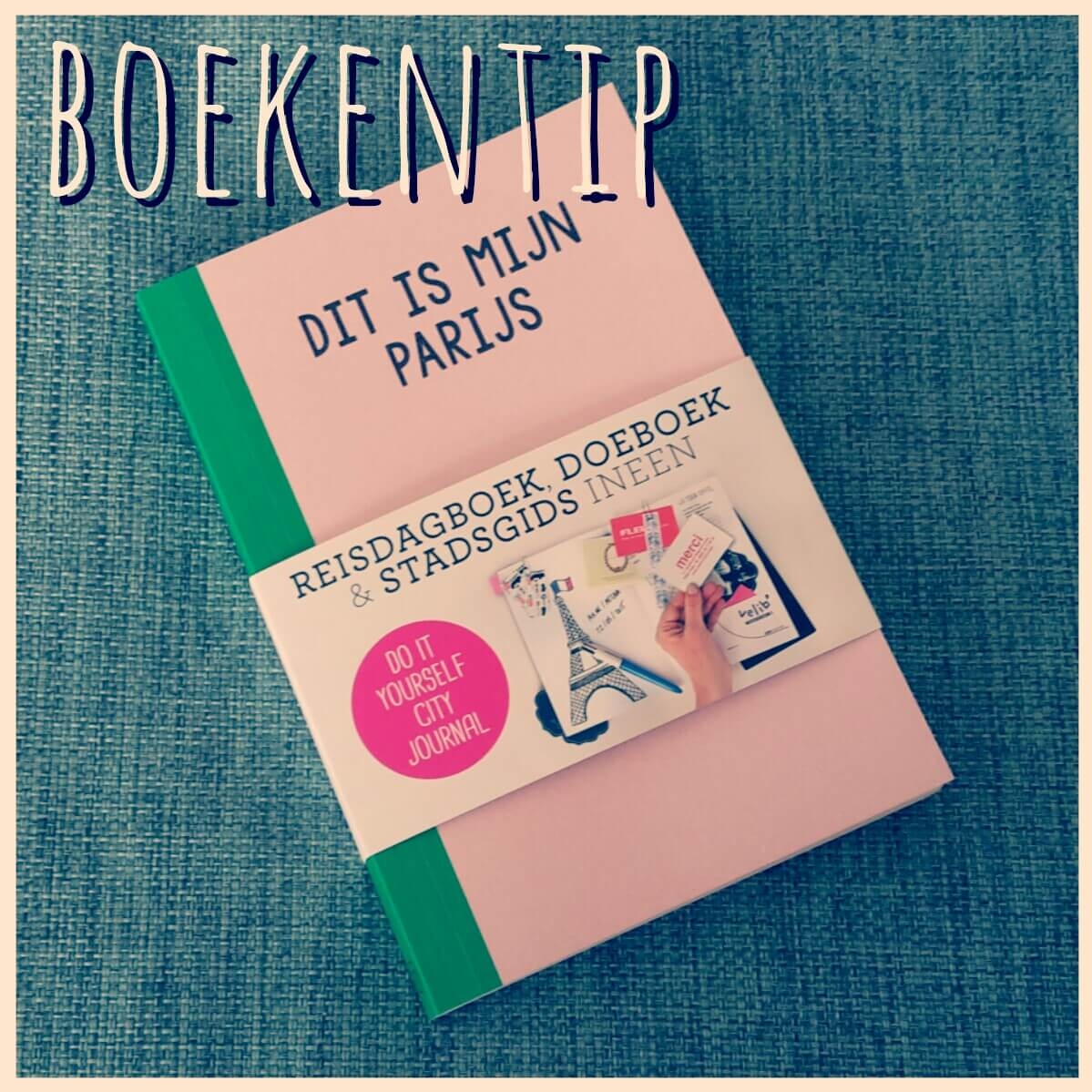 Reisgids, reisverslag en tekenboek in één van Londen, Berlijn, Parijs en New York