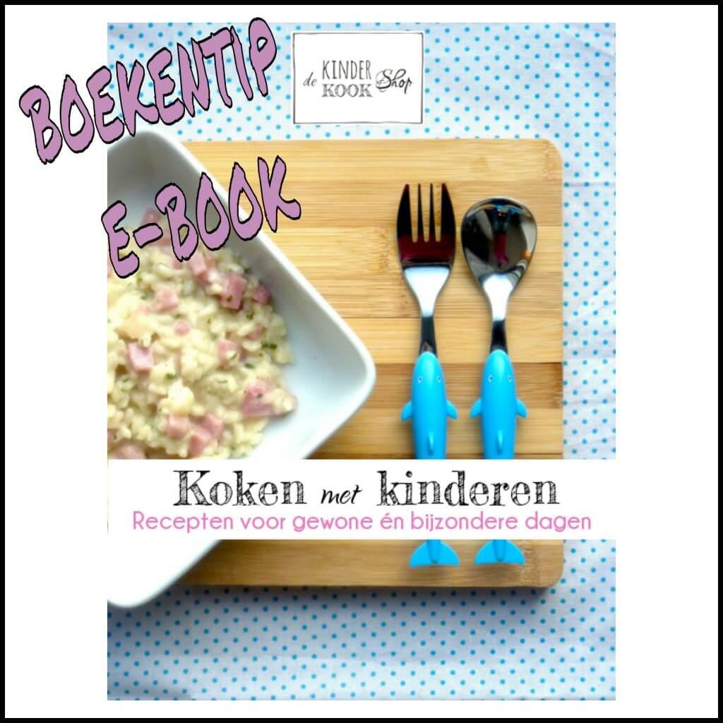 kookboek Kinderkookshop
