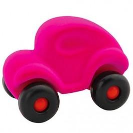 De leukste kraamcadeaus voor de geboorte van een baby - rubbabu rubberen auto